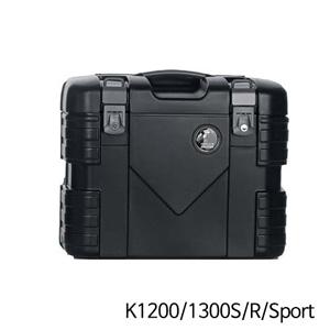 분덜리히 K1200 K1300S R Sport Hepco & Becker GOBI pannier set 블랙