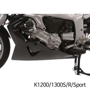 분덜리히 K1200 K1300S R Sport Belly pan - 카본