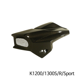 분덜리히 K1200/1300S/R/Sport Air duct cover - left - 카본