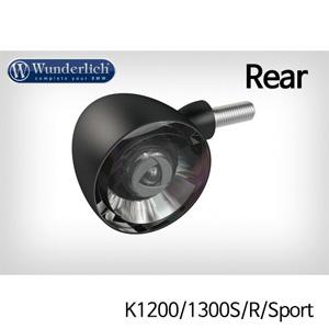 분덜리히 K1200 K1300S R Sport Kellerman Bullet 1000 (piece) - rear 블랙