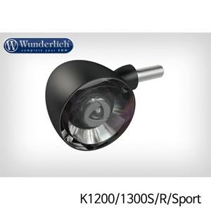 분덜리히 K1200 K1300S R Sport Kellerman Bullet 1000 (piece) - front 블랙