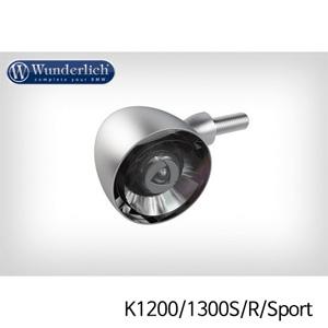 분덜리히 K1200 K1300S R Sport Kellerman Bullet 1000 (piece) - front - matt chrome