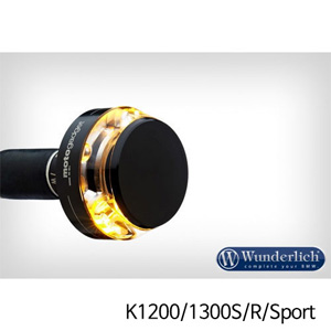 분덜리히 K1200/1300S/R/Sport Motogadget m-Blaze Disc indicator - right 블랙