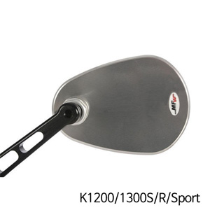 분덜리히 K1200/1300S/R/Sport MFW aspherical aluminium mirror body 실버