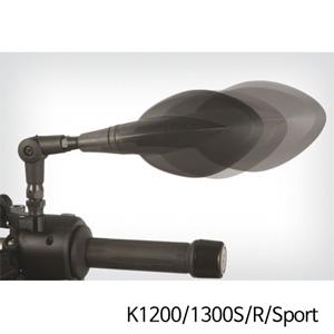 분덜리히 K1200 K1300S R Sport ERGO Sport motorbike mirror Flash