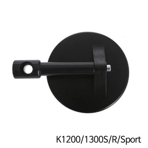 분덜리히 K1200/1300S/R/Sport MFW Mini Mirror 블랙