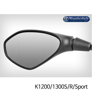 분덜리히 K1200/1300S/R/Sport Mirror glass expansion SAFER-VIEW- left - chromed