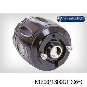 분덜리히 K1200/1300GT (06-) Brake fluid reservoir 블랙