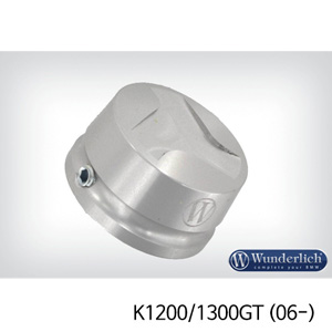 분덜리히 K1200/1300GT (06-) Aluminium cover for Telelever joint 실버