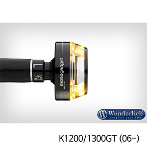 분덜리히 K1200/1300GT (06-) Motogadget m-Blaze Disc indicator - left 블랙