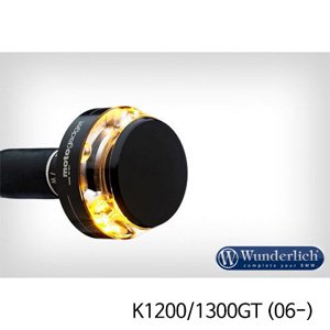 분덜리히 K1200/1300GT (06-) Motogadget m-Blaze Disc indicator - right 블랙
