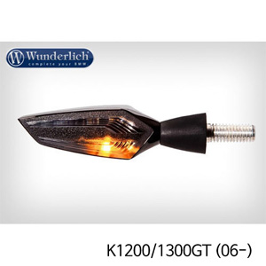분덜리히 K1200/1300GT (06-) Motogadget m-Blaze Edge indicator - left 블랙