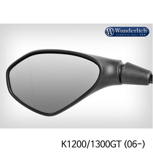 분덜리히 K1200/1300GT (06-) Mirror glass expansion ?SAFER-VIEW - left 크롬