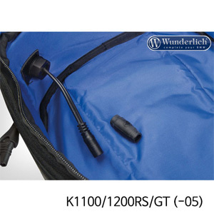 분덜리히 K1100 K1200RS GT (-05) Optimate tank backpack power supply