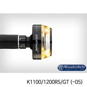 "분덜리히 K1100 K1200RS GT (-05) Motogadget ""m-Blaze Disc"" indicator - left - black"
