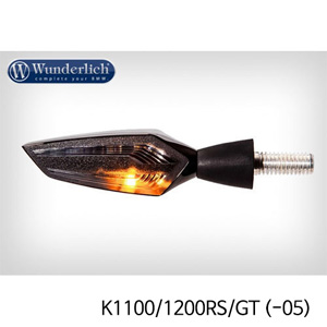 "분덜리히 K1100 K1200RS GT (-05) Motogadget ""m-Blaze Edge"" indicator - left - black"