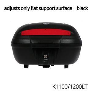 분덜리히 K1100 K1200LT Top Case TC 50 with adapter plate | adjusts only flat support surface - black