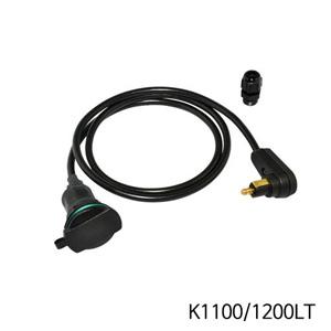 분덜리히 K1100 K1200LT Tank bag power supply (right-angle plug ) - Angled plug