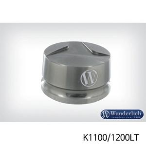 분덜리히 K1100 K1200LT Aluminium cover for telelever joint - titanium