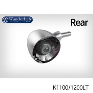 분덜리히 K1100 K1200LT Kellerman Bullet 1000 (piece) - rear - matt chrome
