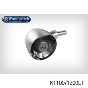 분덜리히 K1100 K1200LT Kellerman Bullet 1000 (piece) - front - matt chrome