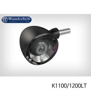 분덜리히 K1100 K1200LT Kellerman Bullet 1000 (piece) - front - black
