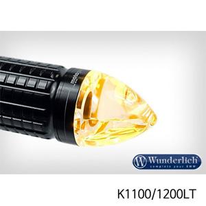 """분덜리히 K1100 K1200LT Motogadget """"m-Blaze cone"""" indicator - left - black"""