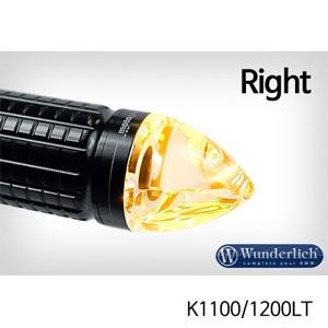 """분덜리히 K1100 K1200LT Motogadget """"m-Blaze cone"""" indicator - right - black"""