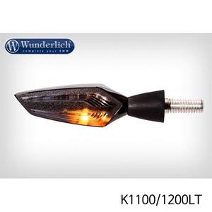 """분덜리히 K1100 K1200LT Motogadget """"m-Blaze Edge"""" indicator - left - black"""