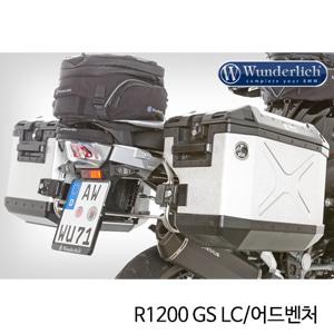 분덜리히 R1200GS LC R1200GS어드벤처 Hepco Cutout luggage system R1200GS + Adv LC 실버