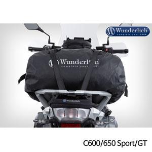 분덜리히 BMW C600 C650 Sport GT Rack Pack bag 분덜리히 에디션 블랙색상