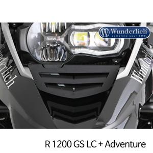 분덜리히 R1200GS LC/어드벤처 Aluminium air intake grid 블랙