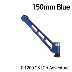 분덜리히 R1200GS LC/어드벤처 MFW mirror stem - 150mm 블루