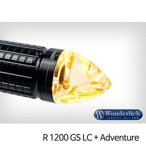 분덜리히 R1200GS LC R1200GS어드벤처 Motogadget m-Blaze cone indicator - left 블랙
