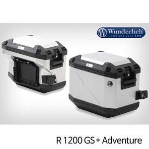 분덜리히 R1200GS 어드벤처 Cutout luggage system R1200GS 실버
