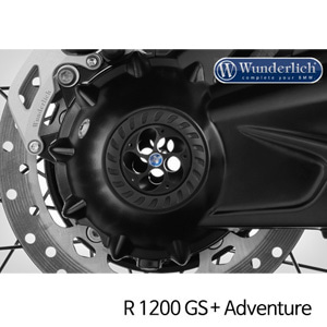 분덜리히 R1200GS/어드벤처 Hub cover Tornado - black