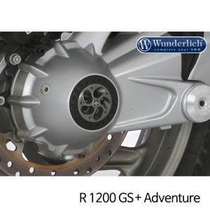 분덜리히 R1200GS/어드벤처 Hub cover Tornado - titanium