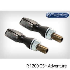 분덜리히 R1200GS/어드벤처 LED tail light indicator pair SPARK tinted - black