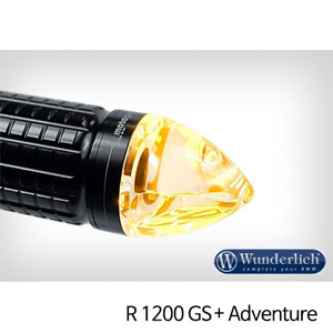 "분덜리히 R1200GS/어드벤처 Motogadget ""m-Blaze cone"" indicator - left - black"