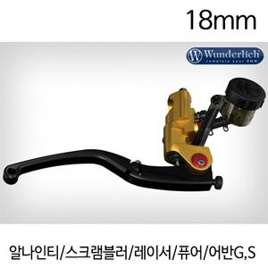 분덜리히 알나인티 스크램블러 레이서 퓨어 어반G,S Magura HC3 brake valve - 18mm - gold