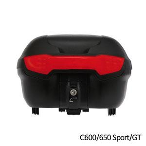 분덜리히 BMW C600 C650 Sport GT Krauser Journey 탑케이스 TC 40 블랙색상