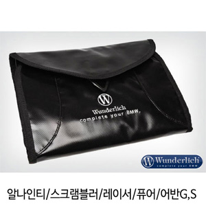 분덜리히 알나인티 스크램블러 레이서 퓨어 어반G,S Tool bag Edition - black