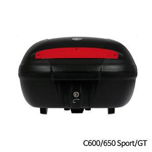 분덜리히 BMW C600 C650 Sport GT Journey 탑케이스 TC 50 - black