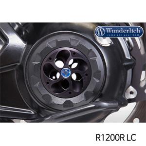 분덜리히 R1200R LC Hub cover TORNADO - black