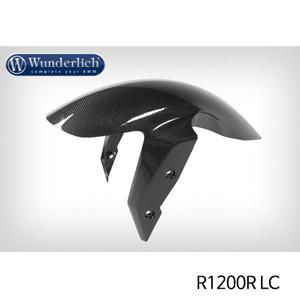 분덜리히 R1200R LC Front wheel mudguard 1200 R / RS LC - carbon