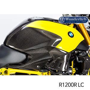 분덜리히 R1200R LC Tank side panel R 1200 R LC - right - carbon