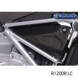 분덜리히 R1200R LC Battery cover - left 카본