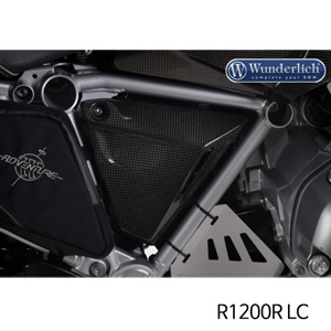 분덜리히 R1200R LC Battery cover - right 카본