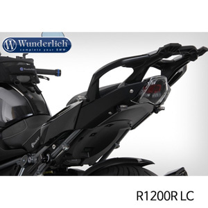 분덜리히 R1200R LC tail conversion- tail faring R 1200 R / RS LC