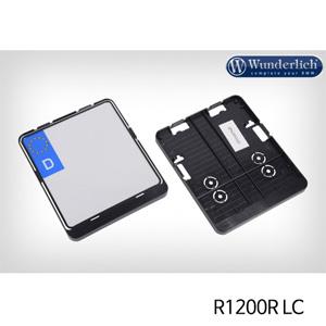 분덜리히 R1200R LC Number Plate Holder